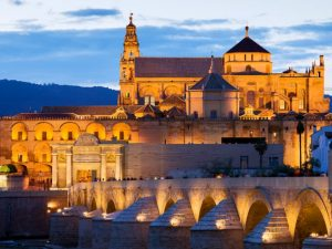 tour Andalucia bus and train