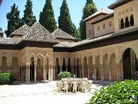 Alhambra individuele reizen Andalusie