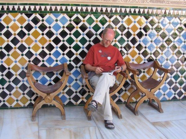 Rondreis Andalusië Alhambra