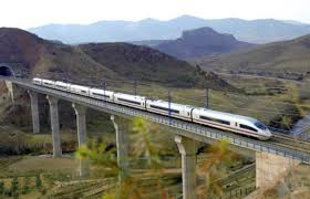 Tour Andalucia by train