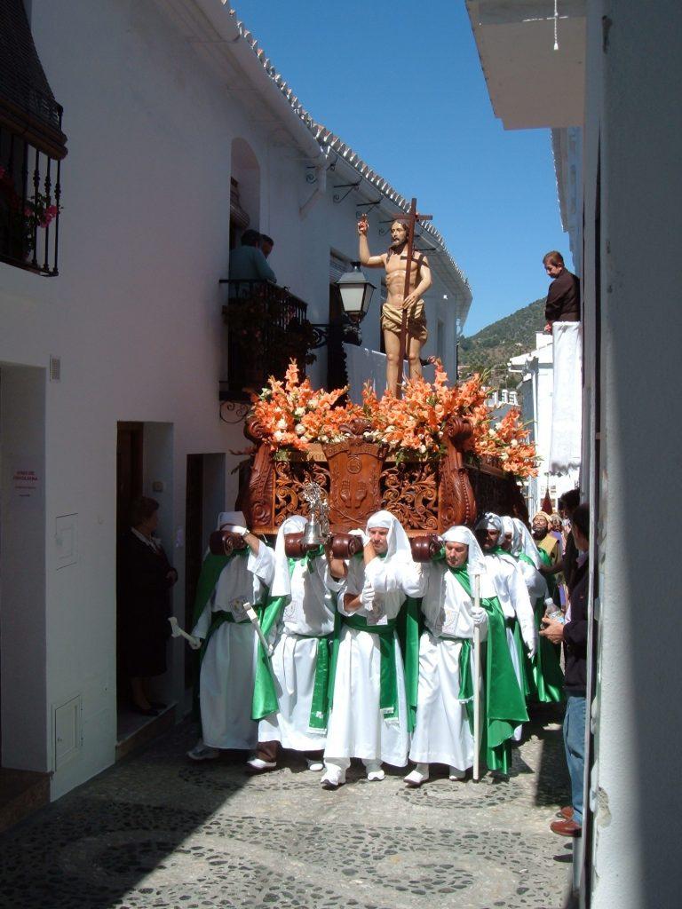 fly drive Andalusië Semana Santa