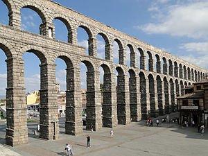 aquaduct segovia