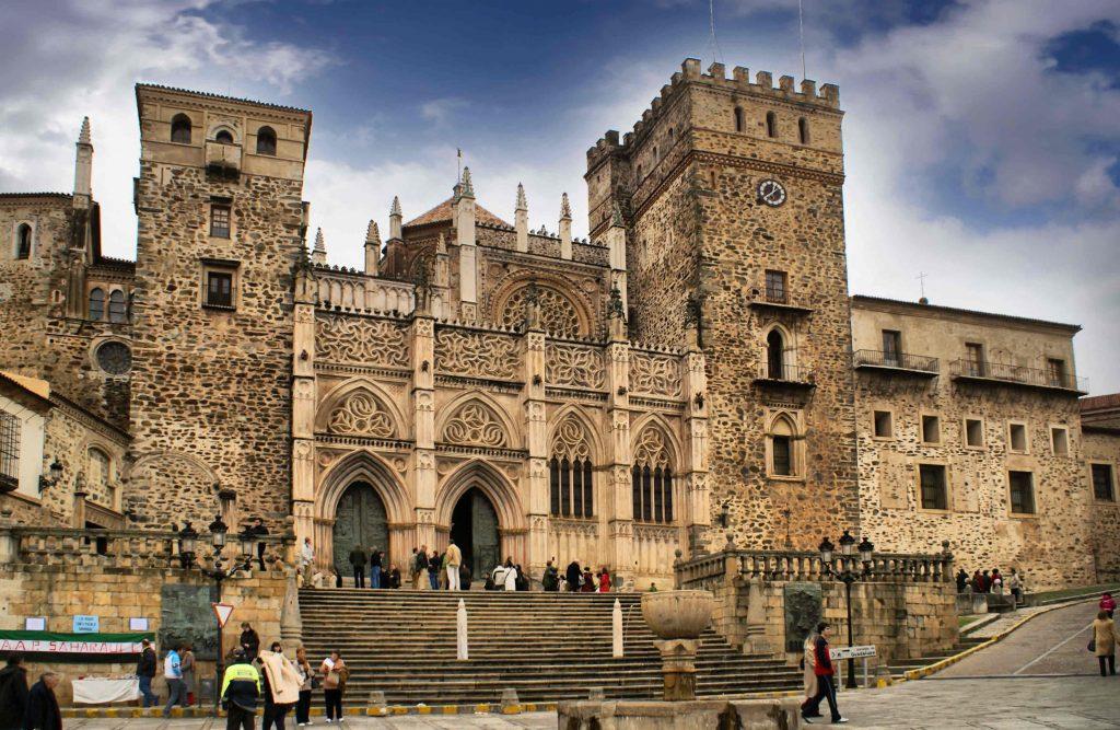rondreis Spanje guadalupe