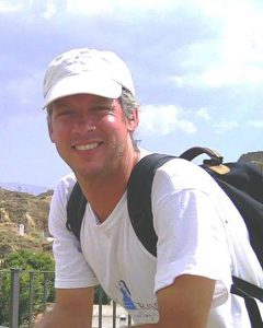 foto reisleider Andalusië