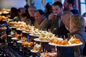 lekker eten tijdens groepsreis Andalusië