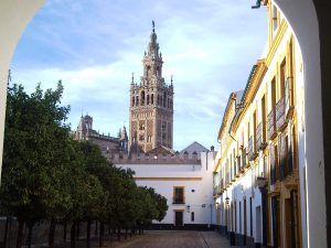 fly drive Andalusien Giralda