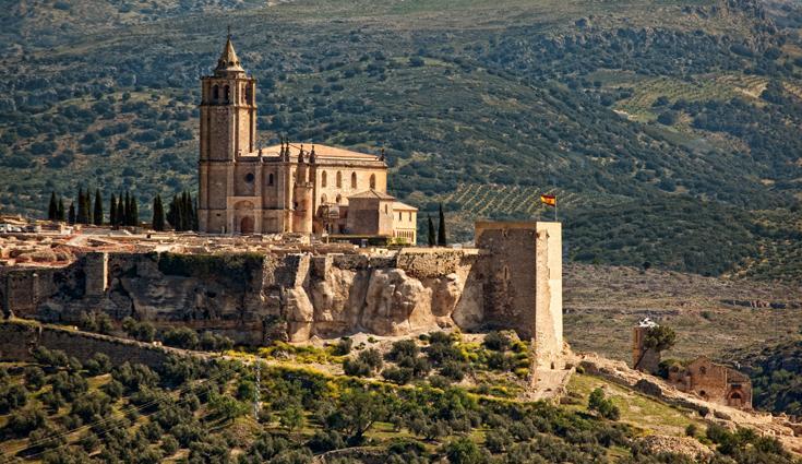 kasteel bij Alcalá