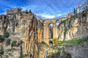 Ronda in fly drive andalucia