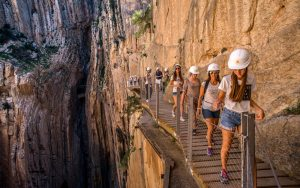 rondreizen Andalusië Camino del Rey