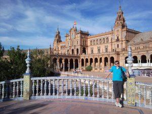 rondreizen Andalusie Sevilla