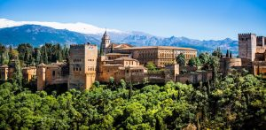 Alhambra individual travel andalucia