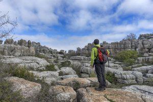 el torcal natuur rondreis andalusie