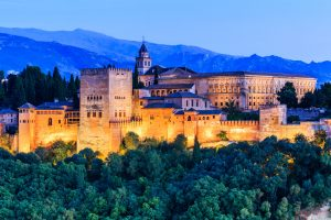 Mietwagenreise Andalusien Alhambra