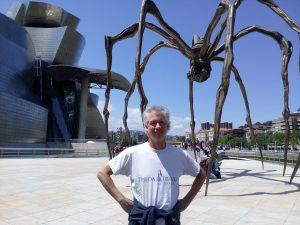 fly drive noord spanje Bilbao