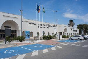 vliegveld Granada