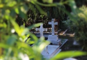 engelse begraafplaats